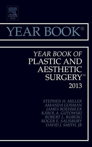 Year Book of Plastic and Aesthetic Surgery 2013,