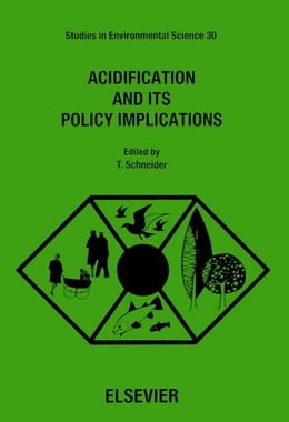 Book Acidification and its Policy Implications by Schneider, T.