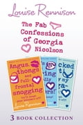 9780007526895 - Louise Rennison: The Fab Confessions of Georgia Nicolson: Books 1-3 - Buch