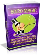 80/20 Magic by Anonymous