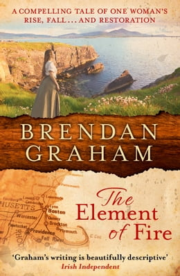 Book The Element of Fire by Brendan Graham