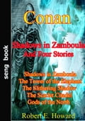 1230000243100 - Robert E. Howard: Shadows in Zamboula And Four Stories - Buch