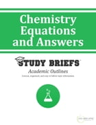 Chemistry Equations and Answers by Little Green Apples Publishing, LLC ™