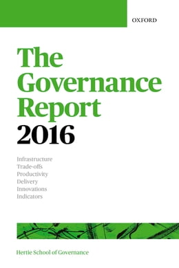 Book The Governance Report 2016 by The Hertie School of Governance