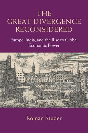 The Great Divergence Reconsidered Europe,  India,  and the Rise to Global Economic Power