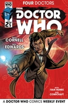 Doctor Who: 2015 Event: Four Doctors #2 by Paul Cornell