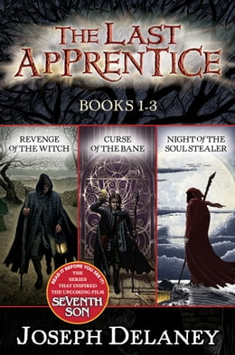 Book Last Apprentice 3-Book Collection: Revenge of the Witch, Curse of the Bane, Night of the Soul… by Joseph Delaney