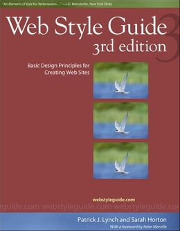 Book Web Style Guide, 3rd edition by Patrick J. Lynch