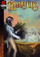 Magus Vol.1 #2 by Gary Reed