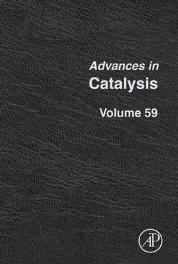 Book Advances in Catalysis by Chunshan Song