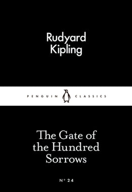 Book The Gate of the Hundred Sorrows by Rudyard Kipling