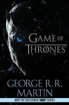 A Game of Thrones Cover Image
