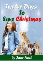 Twelve Days to Save Christmas by Jane Finch
