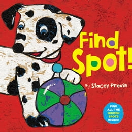 Book Find Spot! by Stacey Previn