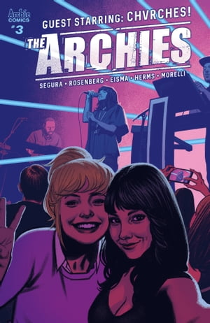 The Archies #3 by Alex Segura
