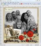 Digital Scrapbooking for Beginners by Allison Chappell