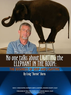 No One Talks About Lighting the Elephant in the Room: The Business of Grip and Lighting by Craig Burns