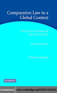 Comparative Law Global Context 2ed
