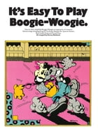 It's Easy to Play Boogie-Woogie by Wise Publications
