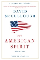 The American Spirit Cover Image