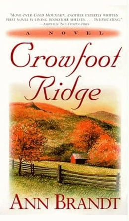 Book Crowfoot Ridge by Ann Brandt
