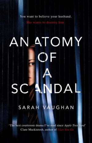 Anatomy of a Scandal The Sunday Times bestseller everyone is talking about