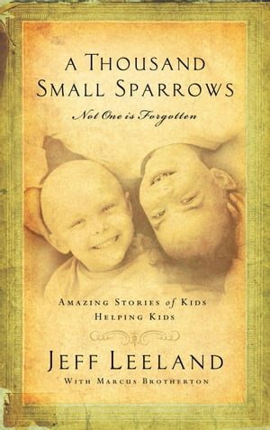 A Thousand Small Sparrows Amazing Stories of Kids Helping Kids