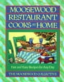 Moosewood Restaurant Cooks at Home Cover Image