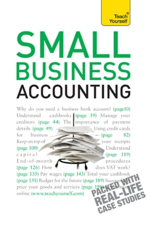 Small Business Accounting The jargon-free guide to accounts,  budgets and forecasts