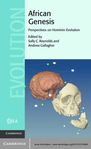 African Genesis Perspectives on Hominin Evolution