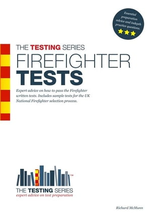 Firefighter Tests by Richard McMunn