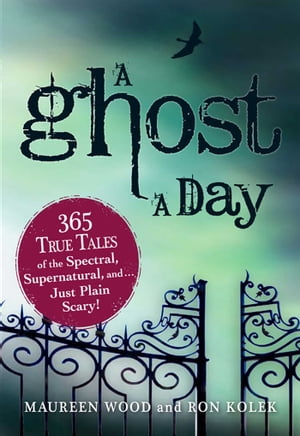 A Ghost a Day 365 True Tales of the Spectral,  Supernatural,  and?Just Plain Scary!