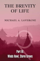The Brevity of Life Part 3: Winds Howl, Storm Grows by Michael A. Lavergne