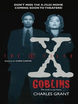 Book The X-Files: Goblins by Charles Grant