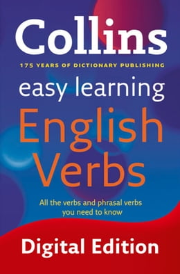 Book Easy Learning English Verbs (Collins Easy Learning English) by Collins