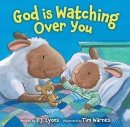 Book God is Watching Over You by P J Lyons