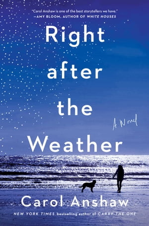 Right after the Weather by Carol Anshaw