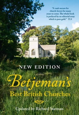 Book Betjeman's Best British Churches by Sir John Betjeman