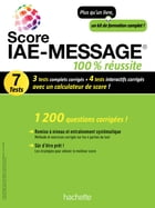 Score IAE-Message by Philippe Solal