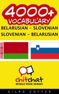 4000+ Vocabulary Belarusian - Slovenian