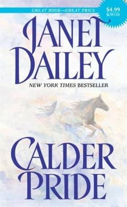 Book Calder Pride by Janet Dailey
