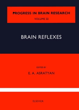 Book Brain Reflexes by Asratyan, E. A.