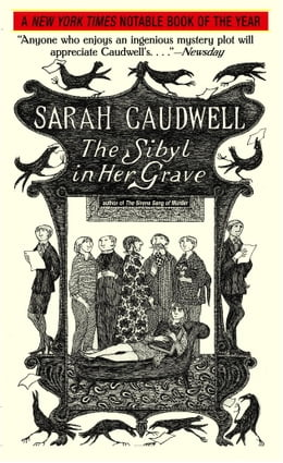 Book The Sibyl in Her Grave by Sarah Caudwell