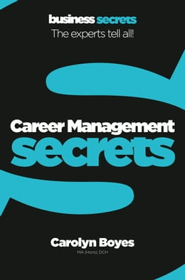 Book Career Management (Collins Business Secrets) by Carolyn Boyes