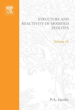 Book Structure and Reactivity of Modified Zeolites by Kazansky, V.B.