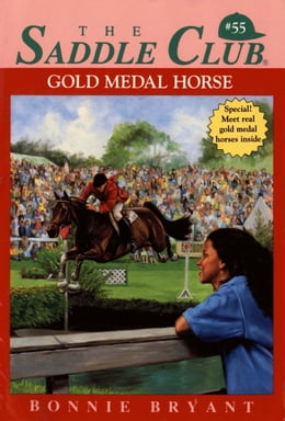 Book Gold Medal Horse by Bonnie Bryant