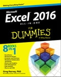 Excel 2016 All-in-One For Dummies Deal