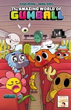 The Amazing World of Gumball #2 by Frank Gibson