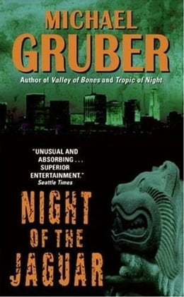 Book Night of the Jaguar: A Novel by Michael Gruber