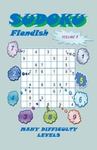 Sudoku Fiendish, Volume 5 by YobiTech Consulting